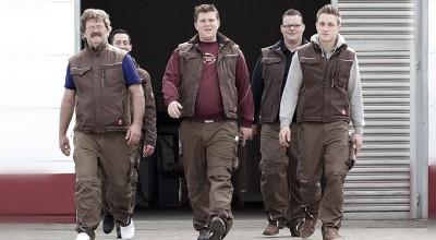 Das Team von AK-Umzüge