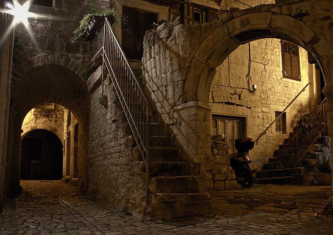 Altstadt Trogir Kroatien