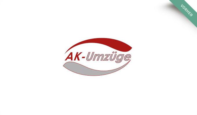 altes Logo AK-Umzüge