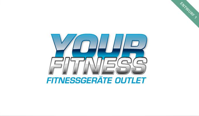 Finale Logo von Yourfitness