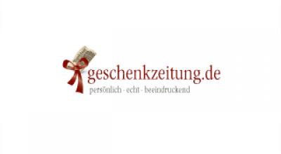 Vorschaubild Logo geschenkzeitung.de