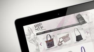 Vorschaubild Shopdesign Bags & Style